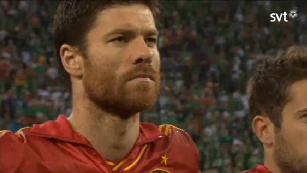 Xabi Alonso No Beard My favorite beards in the